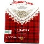 Вино каберне Домашнее вино Кадарка красное полусладкое 12% 3000мл Украина