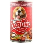 Conserve Darling for pets 1200g Ukraine