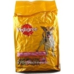 Food Pedigree dry for dogs 2000g Hungary
