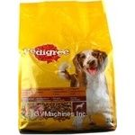 Food Pedigree dry for dogs 3000g Hungary