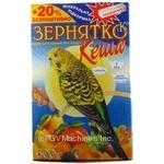 Корм Зернятко и ко для попугаев 600г Украина