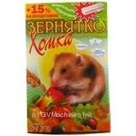Food Khomka for rodents 575g Ukraine