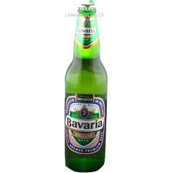 Пиво Bavaria 5% светлое 500мл