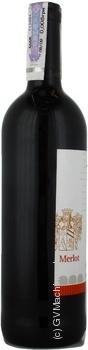 Вино Roccaverde Merlot червоне сухе 0.75л х6