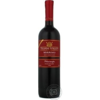 Вино Teliani Valley Хванчкара 12% 0,75л