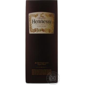 Hennessy V.S. cognac 40% 1l - buy, prices for Novus - image 5
