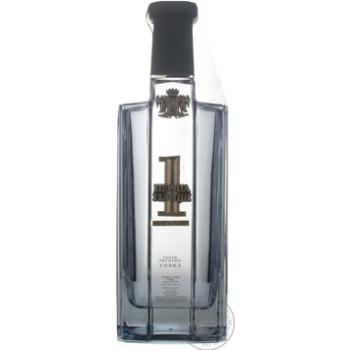 Persha Gildiya Vodka Grand 40% 0.7l