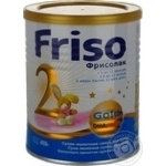 Friso Frisolak 2 Gold for babies from 6 to 12 months dry milk mixture 400g