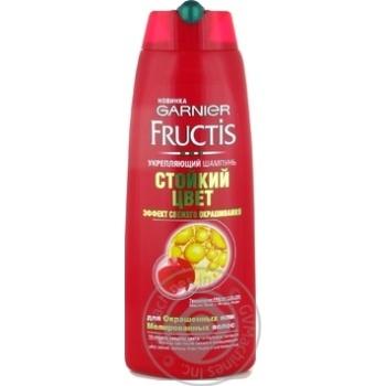 Шампунь для фарбованого волосся та пасм Garnier Fructis 250мл