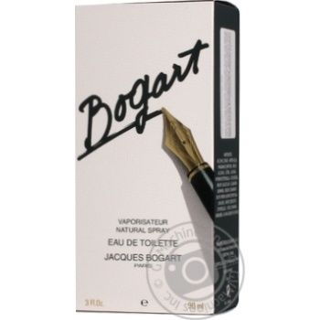 Eau de toilette Bogart for man 90ml
