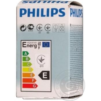 Bulb Philips e27 60w 1000hours 230v - buy, prices for Novus - image 3