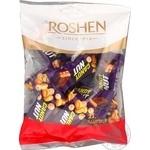 Конфеты Рошен Кендинат с арахисом и хрустящим рисом 160г
