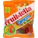 Мармелад жевательный Fruittella Orsetti 90г