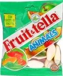 Мармелад жевательный Fruittella Animals 90г