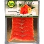 Рыба Кит Форель слабосоленая ломтиками 120г