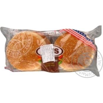 QB Megahamburger Buns - buy, prices for Auchan - photo 2
