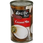 Exotic Food Coconut Milk