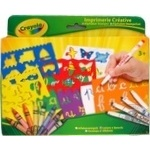 Set Crayola for children's creativity