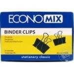 EconoMix Binders 51mm 12pcs