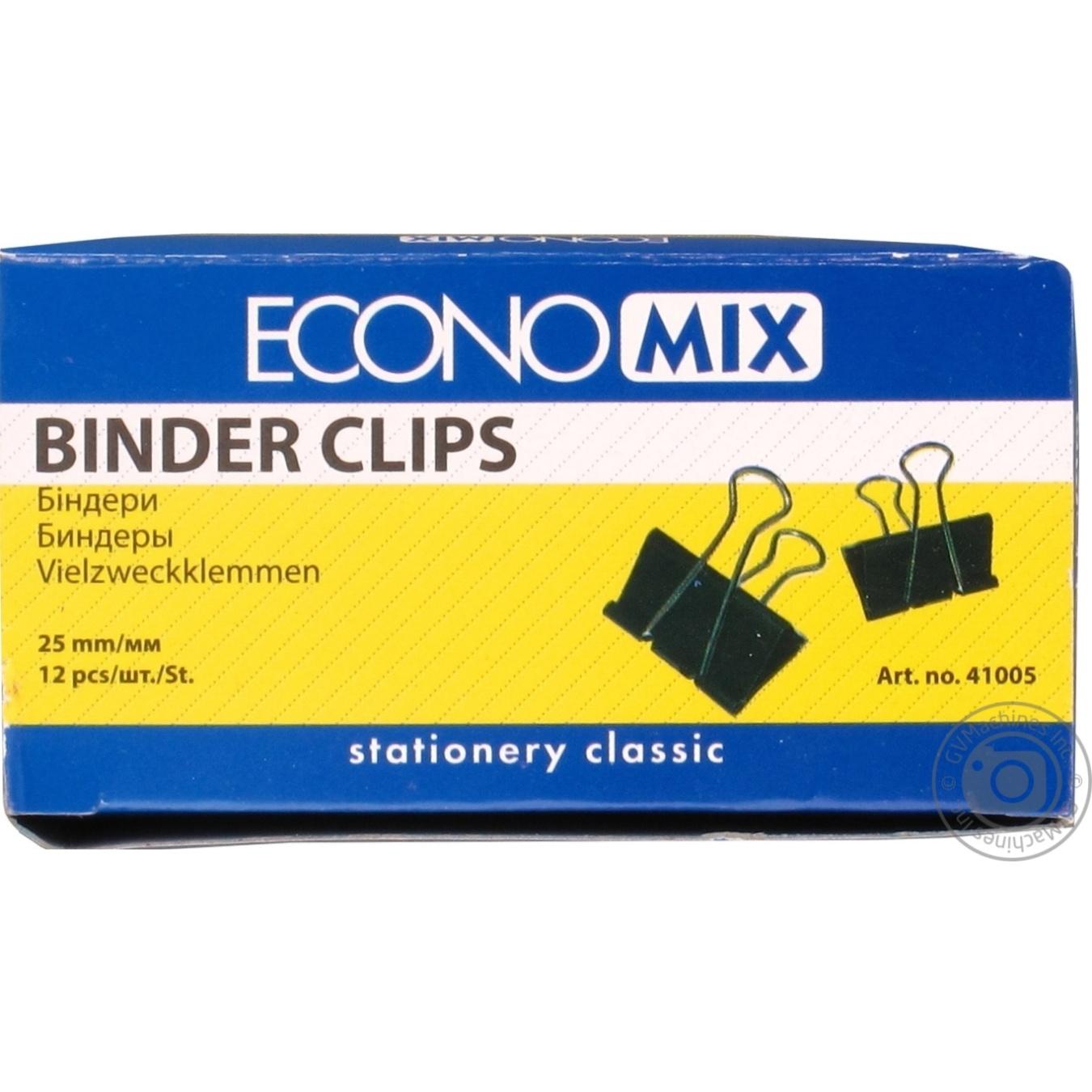 Binder Economix