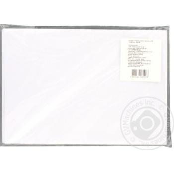 Конверт складний білий 80г/м2 20шт С5 - купити, ціни на Метро - фото 2