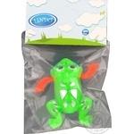 Іграшка для дітей механічна плаваюча Жабка Lindo П 905 шт