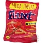 Snack Flint with bacon 130g