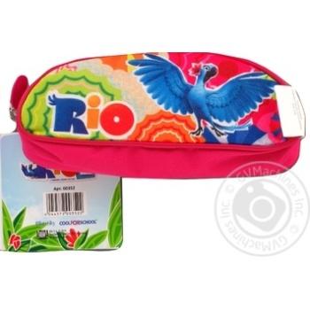 Пенал м'який Cool for school Rio овальний RI00352 - купить, цены на Novus - фото 1