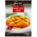 Pasta Exotic food Curry 50g
