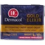 DC Gold Elixir Крем нічний омолоджуючий 50мл