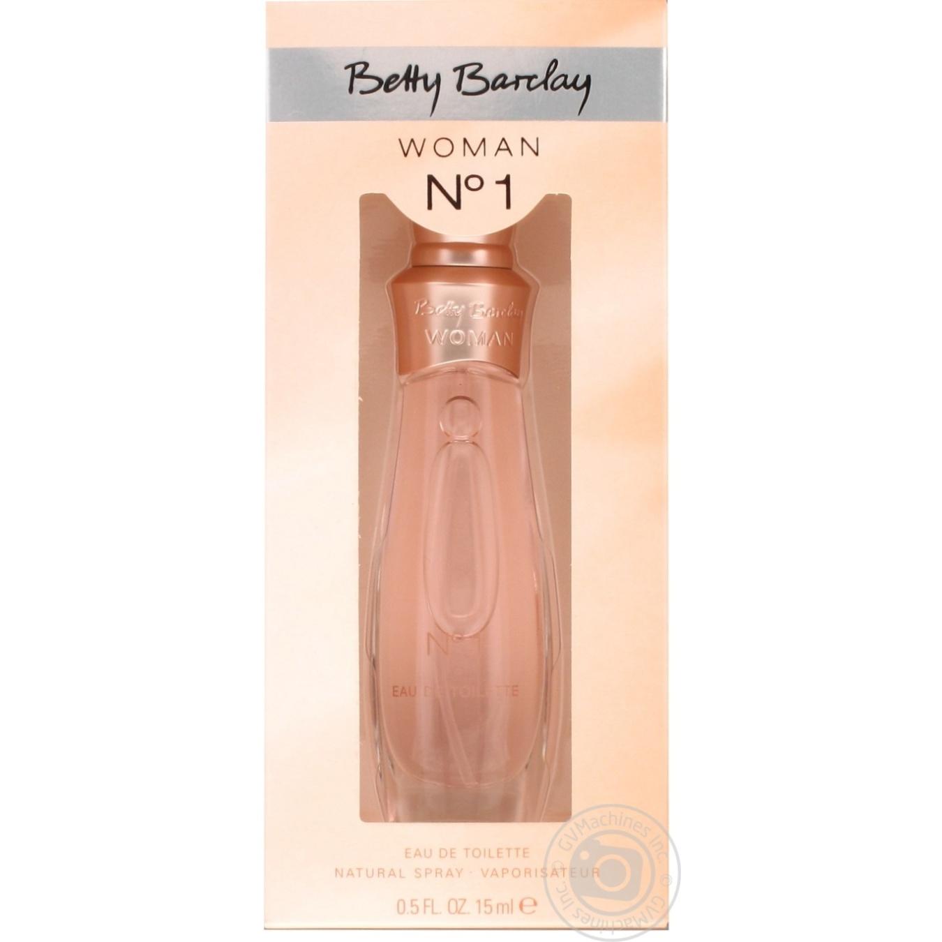 Eau de toilette Betty barclay for women 15ml → Hygiene → Cosmetics ... cbc26f81d98ec
