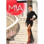 Колготки Mia Active женские черные 20ден 4р