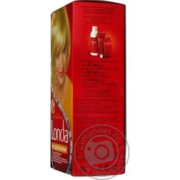 Крем для освітлення волосся Londa Технологія змішування тонів №01 Сонячний блондин - купити, ціни на Novus - фото 4