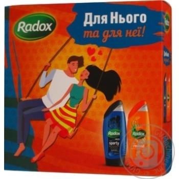 Набор Radox Для него и для нее 250+250мл
