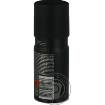 Дезодорант AXE BLACK аерозольный 150мл - купити, ціни на Novus - фото 2