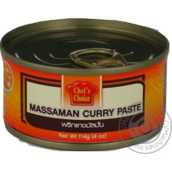 Pasta Chef`s choice Curry 114g