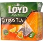Tea Loyd Private import black 20pcs 34g