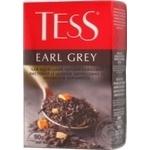 Чай чорний Tess Earl Grey 90 г