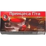Tea Princess gita black 25pcs 45g