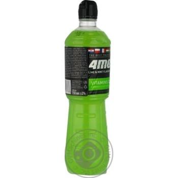 Напиток безалкогольный 4Move Mint&Lime изотонический негазированный спортивный 0,75l - купить, цены на Novus - фото 3