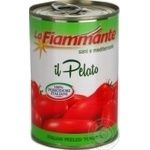 Vegetables tomato La fiammante whole 400g