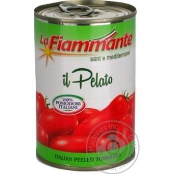 Vegetables tomato La fiammante whole 400g