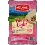 Сыр Albeniz легкий 18% 80г
