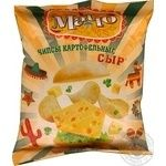 Chips Macho with taste of cheese 50g
