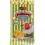 Popcorn Veseli barantci with butter for a microwave stove 100g