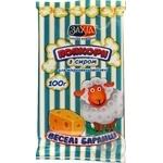Попкорн З сиром для мікрохвильової печі Веселі баранці Захід 90г