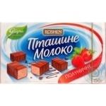 Цукерки Рошен Пташ.мол.полун.150 г
