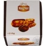 Конфеты MagNut Финики с грецким орехом 210г