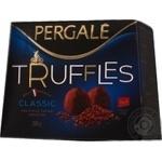 Цукерки Truffles Classic Pergale 200г