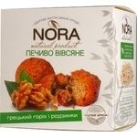 Cookies Nora Oat oat with nuts 250g